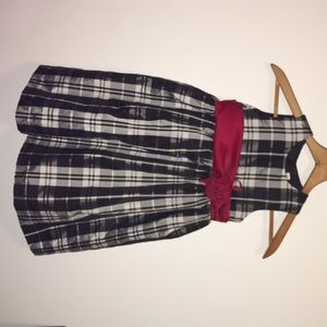 Barely worn holiday dress size 5t